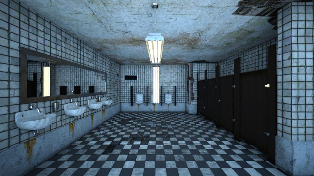 社内 トイレ 汚い